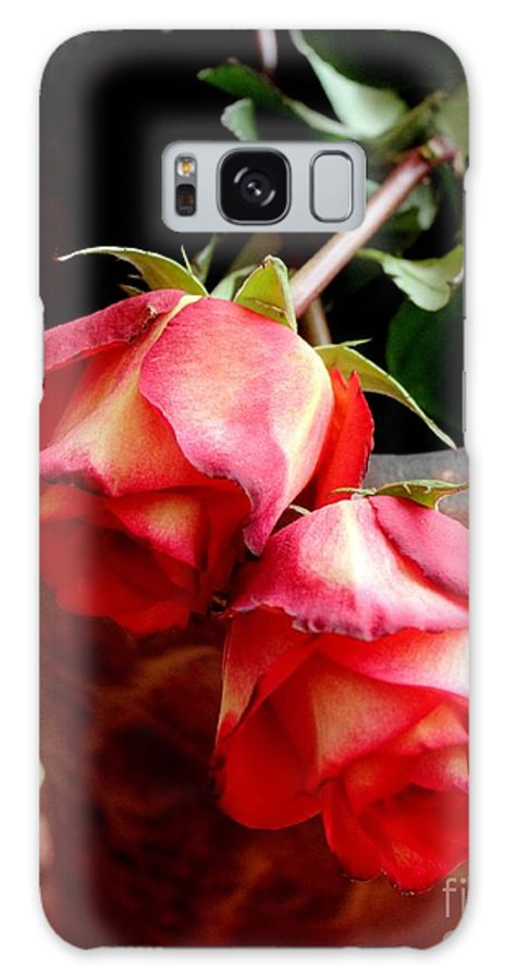 Flower Galaxy S8 Case featuring the photograph Your Love On Fire by Mesa Teresita