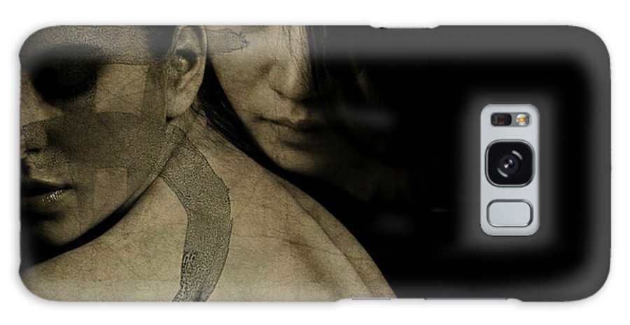 Love Galaxy S8 Case featuring the digital art You've Got To Hide Your Love Away by Paul Lovering