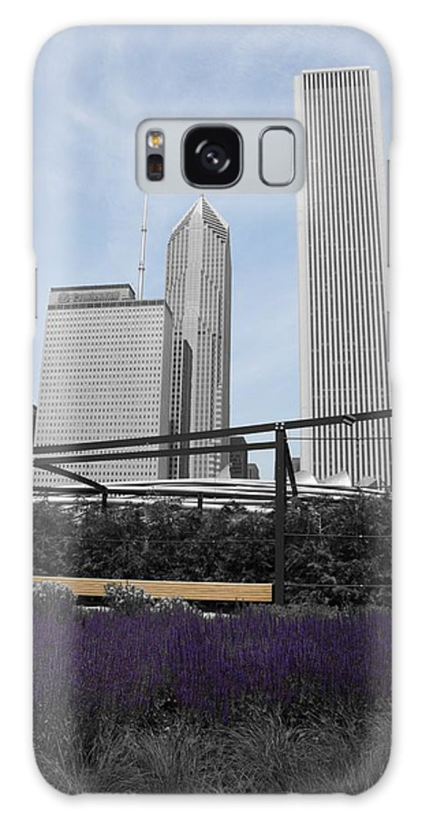 Cityscape Galaxy Case featuring the photograph Zen Within by Dylan Punke