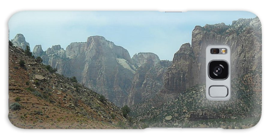 Photography Galaxy S8 Case featuring the photograph Zion National Park 3 by Jocelyn Eastman