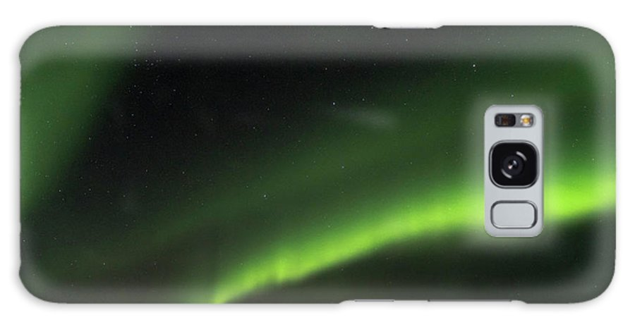 Arctic Galaxy Case featuring the photograph Ilulissat Icefjord Also Called Kangia by Martin Zwick