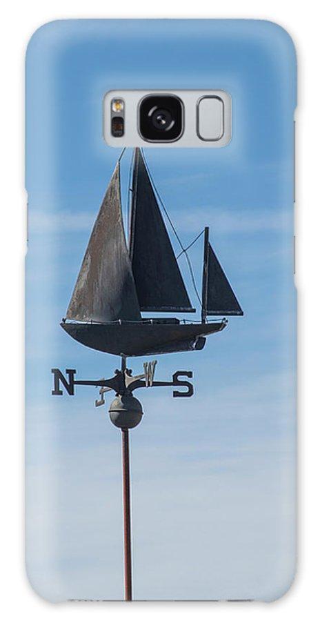 Annisquam Galaxy S8 Case featuring the photograph Usa, Massachusetts, Cape Ann, Annisquam by Walter Bibikow