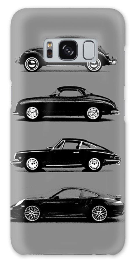 Porsche Galaxy S8 Case featuring the photograph Evolution by Mark Rogan