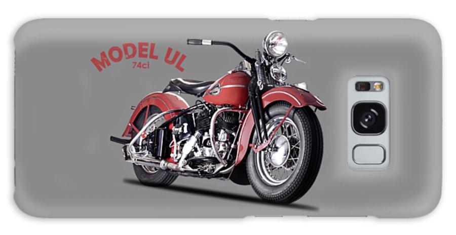 Harley-davidson Ul 1941 Galaxy S8 Case