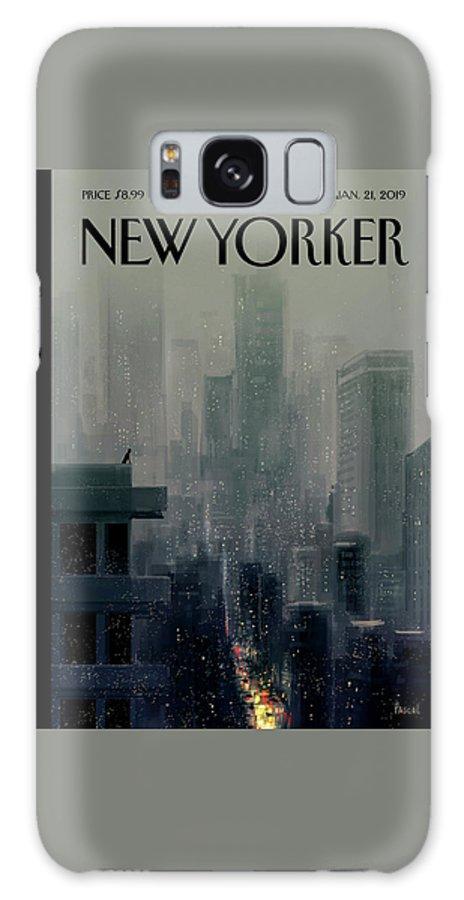 Big City Galaxy Case