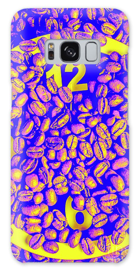 Retro Galaxy S8 Case featuring the photograph Break From The Grind by Jorgo Photography - Wall Art Gallery