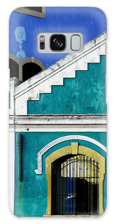 Outdoors Galaxy Case featuring the photograph Colors Of Portugal by Copyrights By Sigfrid López