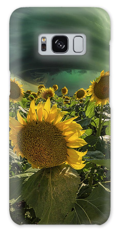 Mesocyclone Galaxy S8 Case featuring the photograph Disarray by Aaron J Groen