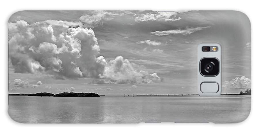 Photo For Sale Galaxy S8 Case featuring the photograph Gasparilla Sound by Robert Wilder Jr