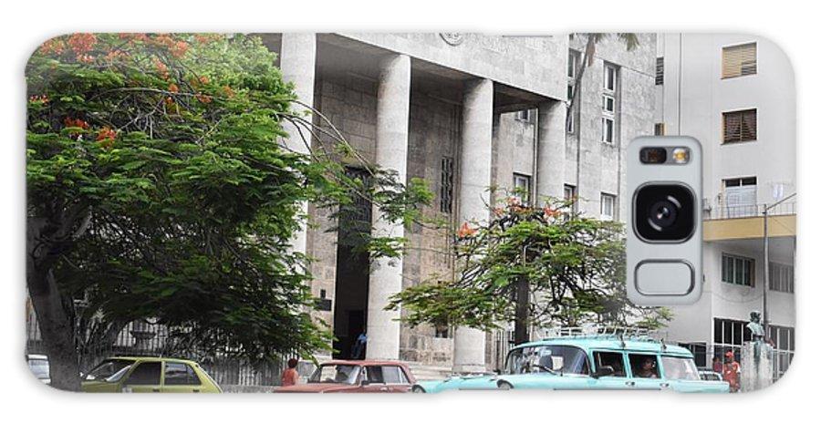 Havana Galaxy Case featuring the photograph Havana by Cassidy Marshall