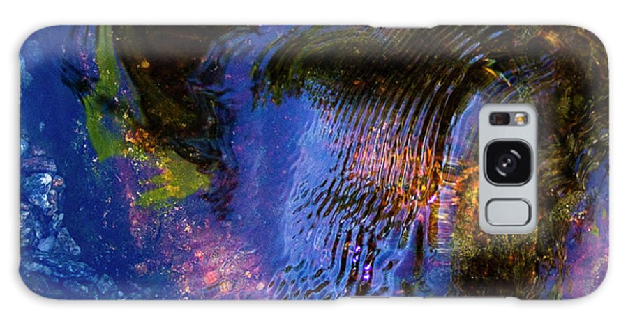 Water Is Calling You Galaxy S8 Case featuring the photograph Water's Call For Action by Agnieszka Ledwon