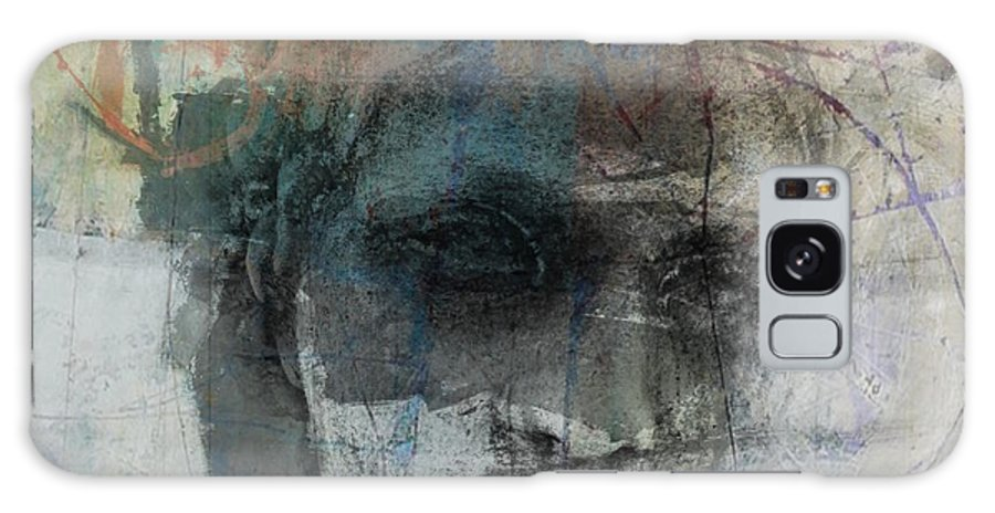 Woman Galaxy S8 Case featuring the mixed media It's My Life by Paul Lovering