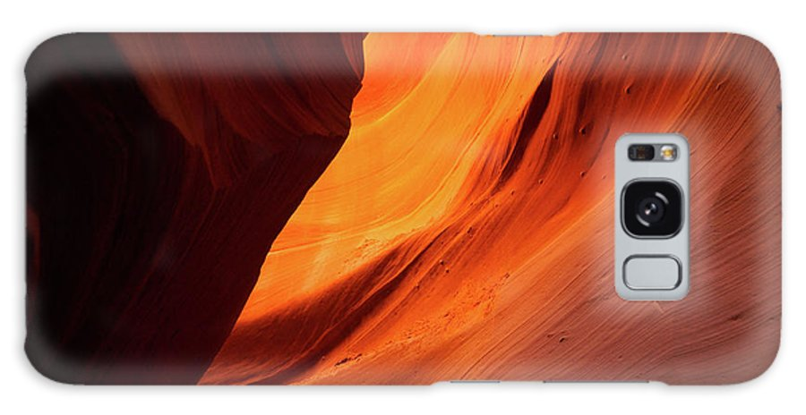 Lower Antelope Canyon Galaxy S8 Case featuring the photograph Lower Antelope Canyon 017 by Richard A Brown