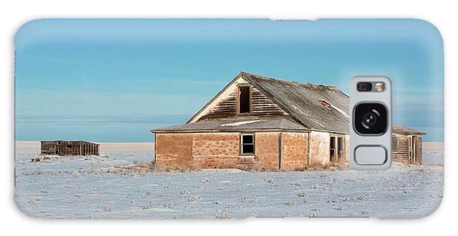 Old Galaxy Case featuring the photograph Old Dewald Place by Todd Klassy