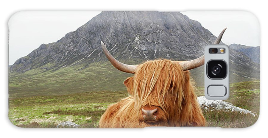 Horned Galaxy Case featuring the photograph Quintessential Scotland by Thedman