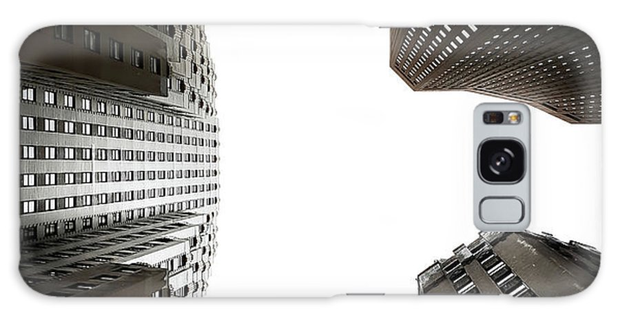 Skyscraper Galaxy Case featuring the photograph Skyscrapers by Nicklas Gustafsson