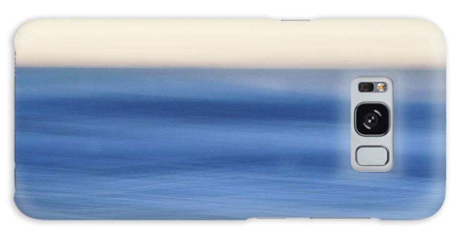 Waves Galaxy Case featuring the photograph Calm by Bear R Humphreys