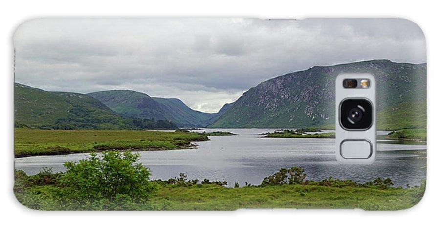 Mountain Galaxy Case featuring the photograph Glenveagh National Park by Babett Paul