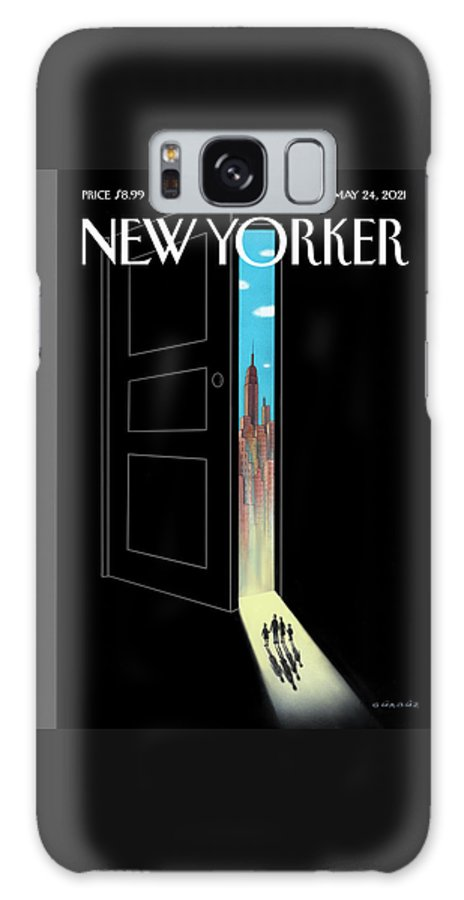 Venturing Out Galaxy Case