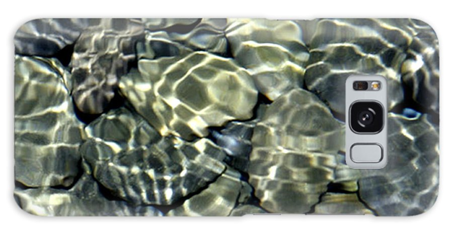 Water Galaxy S8 Case featuring the photograph Water Rocks 2 by Andre Aleksis