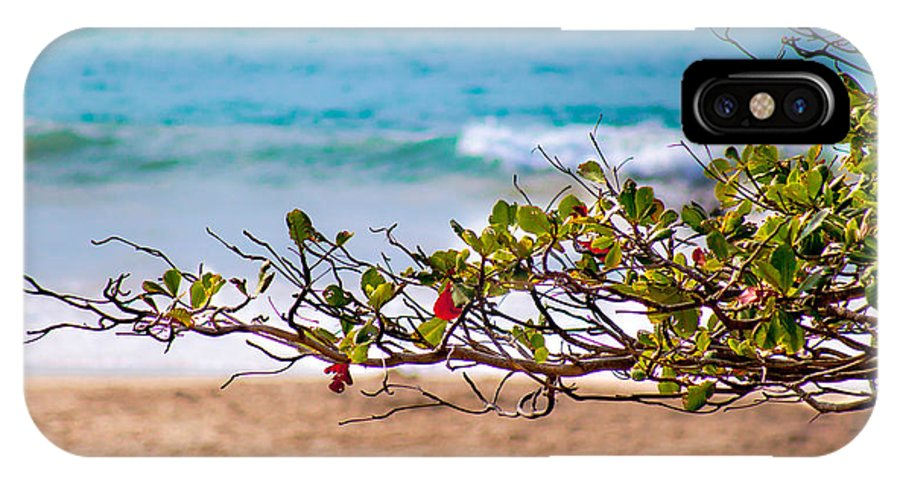 Ocean IPhone X Case featuring the photograph Aloha From Hawaii by Craig Watanabe