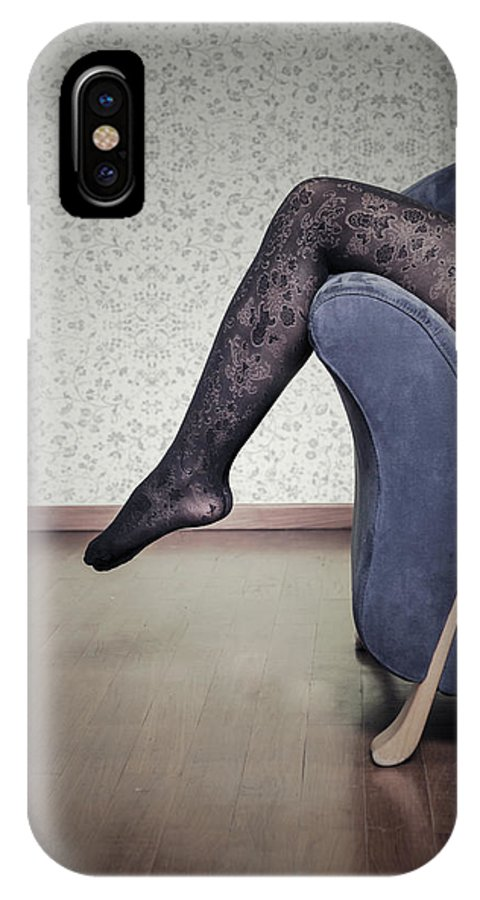 Leg IPhone X Case featuring the photograph Legs by Joana Kruse
