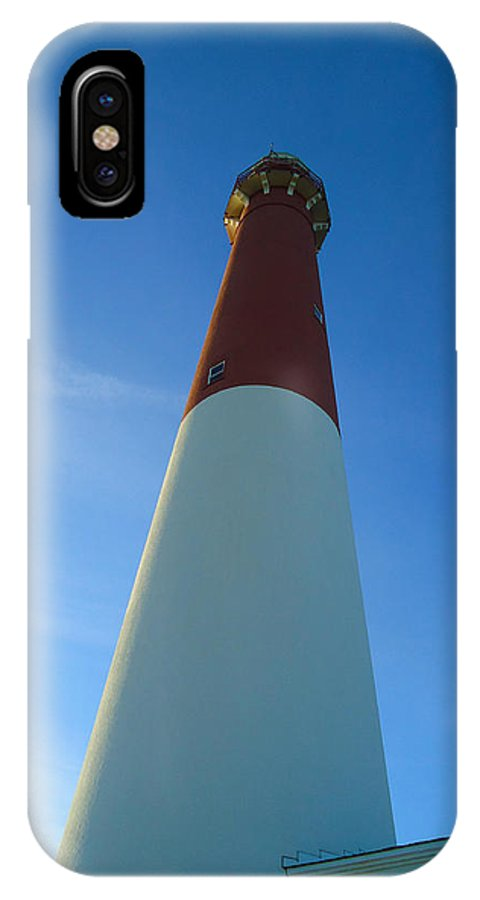 Long Beach Island IPhone X Case featuring the photograph Looking Up To You by Terry C Wagner