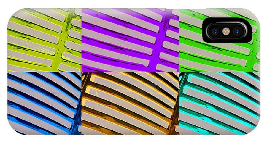Jamie Lynn Gabrich IPhone X Case featuring the photograph Observe Full Color by Jamie Lynn