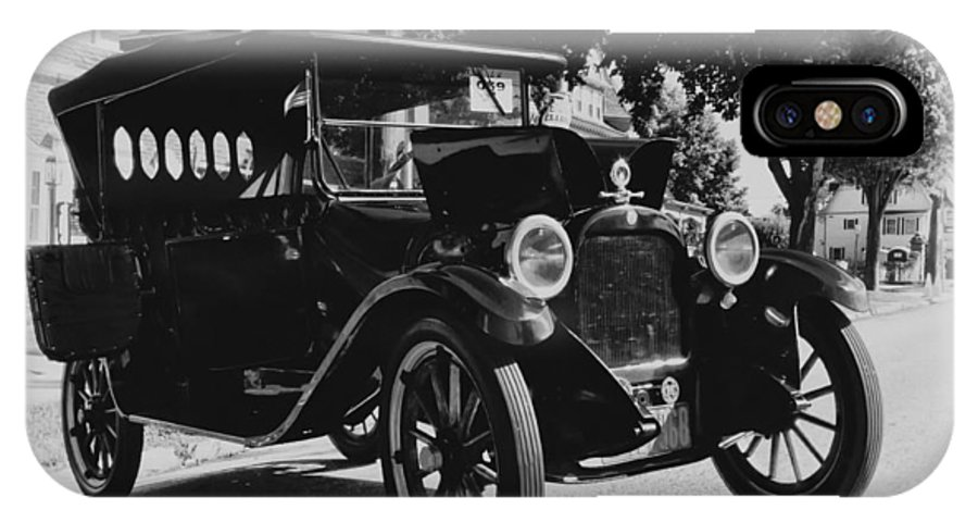 1920 IPhone X Case featuring the photograph 1920 Dodge Convertable by Bill Cannon