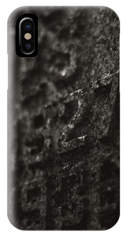 1927 IPhone X Case featuring the photograph 1927 by Rebecca Sherman