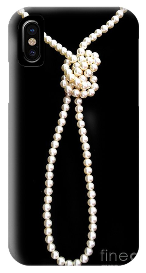 1950 IPhone X Case featuring the photograph 1950s Fashion by Mary Deal