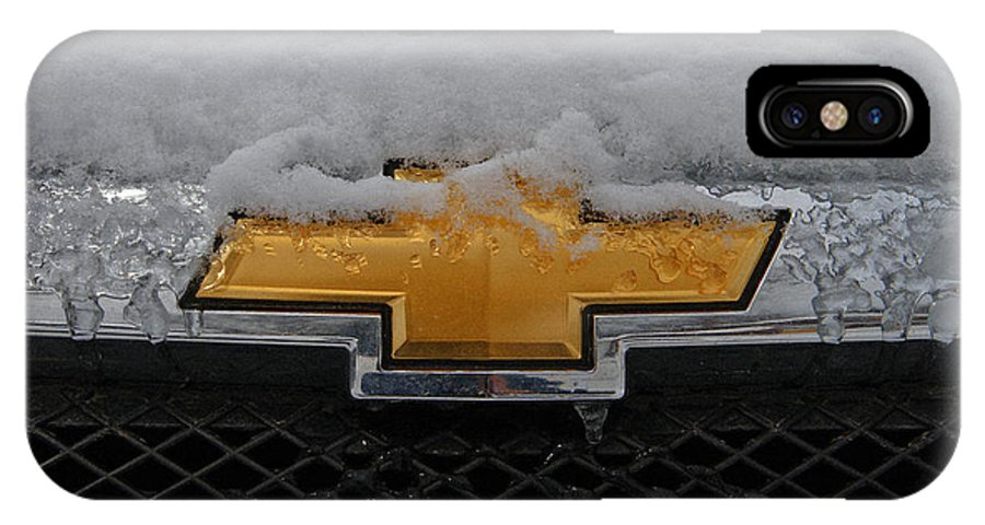 Chevy IPhone X Case featuring the photograph Chevy by Dragan Kudjerski