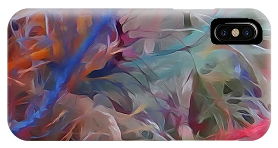 Diane Dimarco Art IPhone X Case featuring the photograph Jungle Bird by Diane DiMarco