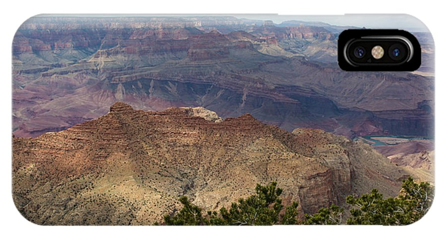 Grandcanyon IPhone X Case featuring the photograph Grand Canyon National Park by Michael Moriarty
