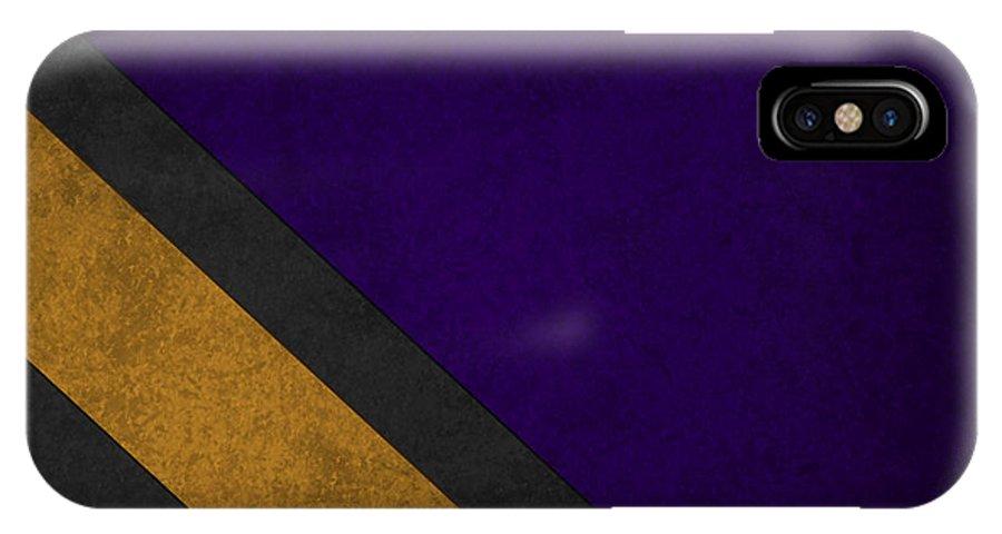 Ravens IPhone X Case featuring the photograph Baltimore Ravens by Joe Hamilton