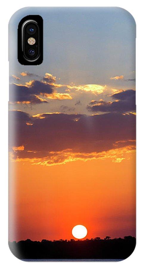 Zambia IPhone X Case featuring the photograph Zambia by Sergi Reboredo