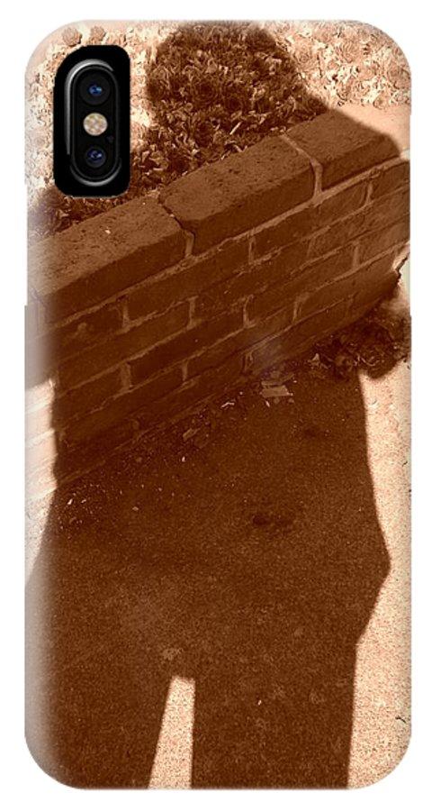 Scranton IPhone X Case featuring the photograph 28 Feb 2014 by Karla Ricker