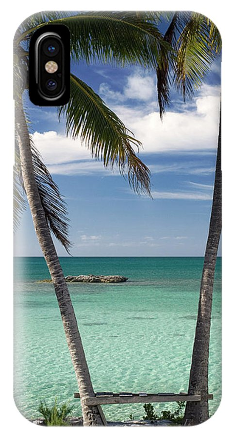 Bahamas IPhone X Case featuring the photograph Bahamas by Sergi Reboredo