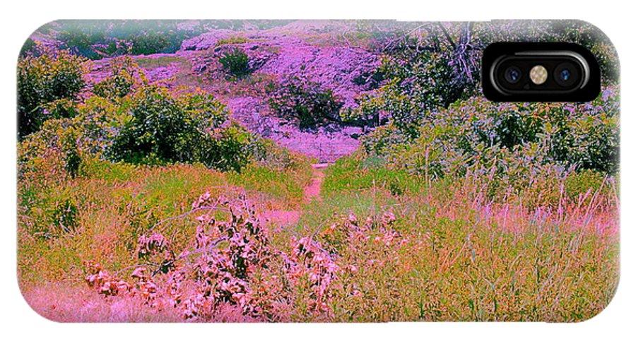 Charons Garden Wilderness Prints IPhone X Case featuring the photograph Charons Garden Wilderness by Mickey Harkins