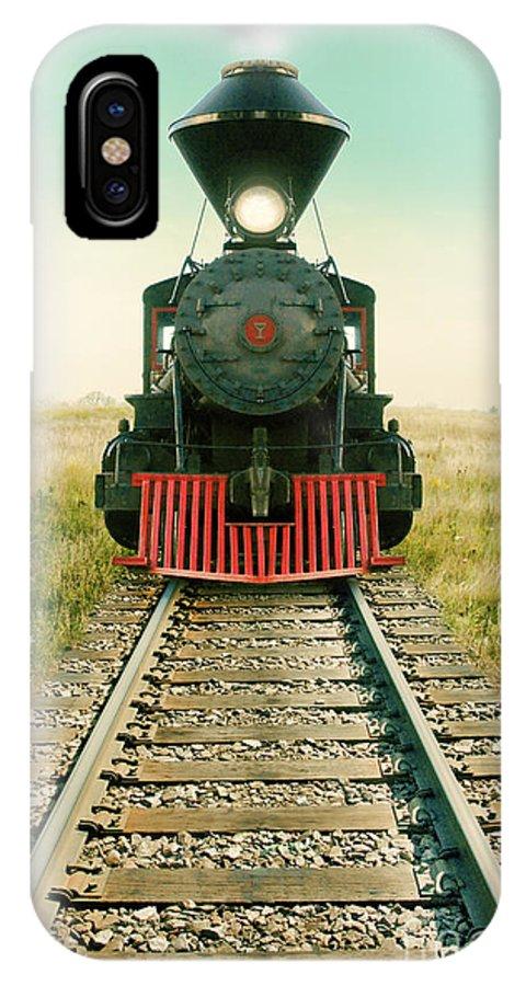 Train Engine For Sale >> Vintage Train Engine Iphone X Case For Sale By Jill Battaglia