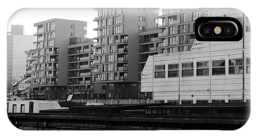 Port IPhone X Case featuring the photograph Prague by Sarka Olehlova