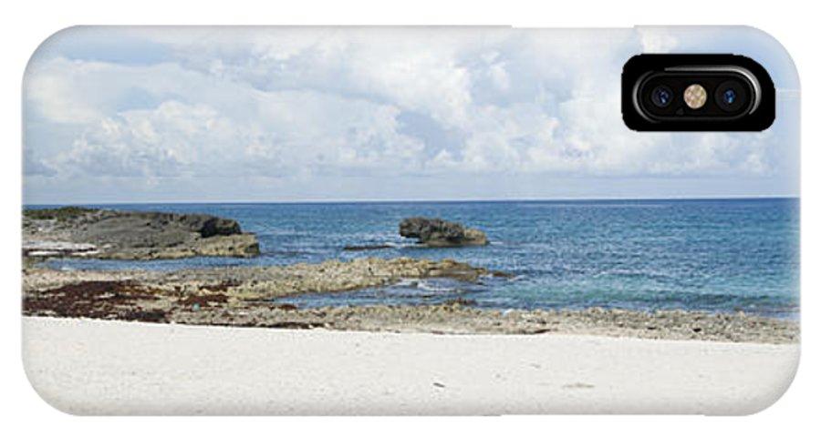 Beach IPhone X / XS Case featuring the photograph Tropical Beach by Patrick Warneka