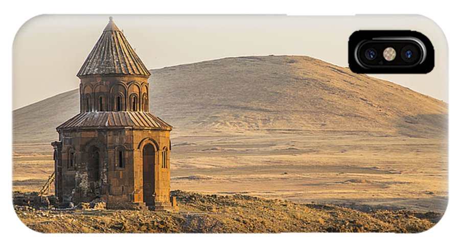 Ani IPhone X Case featuring the photograph Ani Ruins by Emirali KOKAL