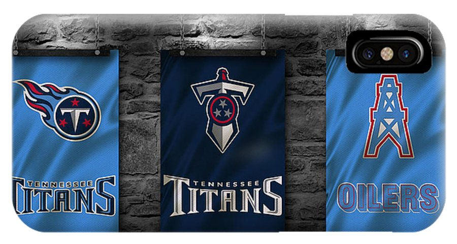 Titans IPhone X Case featuring the photograph Tennessee Titans by Joe Hamilton