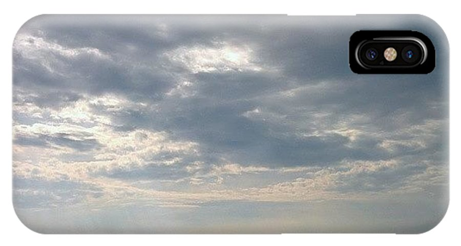 Beautiful IPhone X Case featuring the photograph Прогулка на солнце 6 by Raimond Klavins
