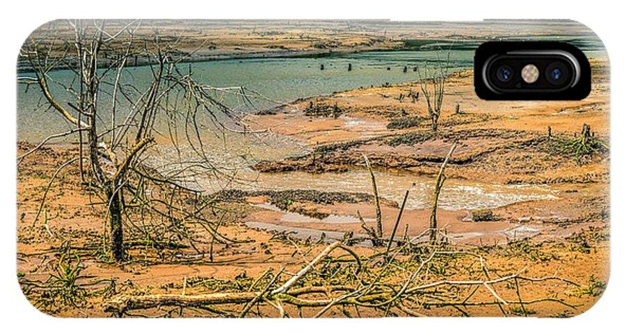 Nisqually Wildlife Refuge IPhone X Case featuring the photograph Nisqually Wildlife Refuge by Mike Penney