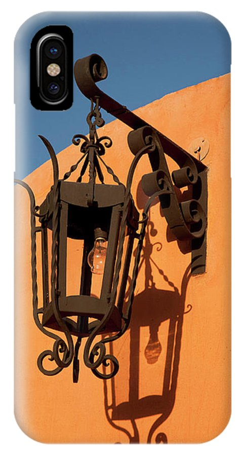 Colonial IPhone X Case featuring the photograph North America, Mexico, San Miguel De by John and Lisa Merrill