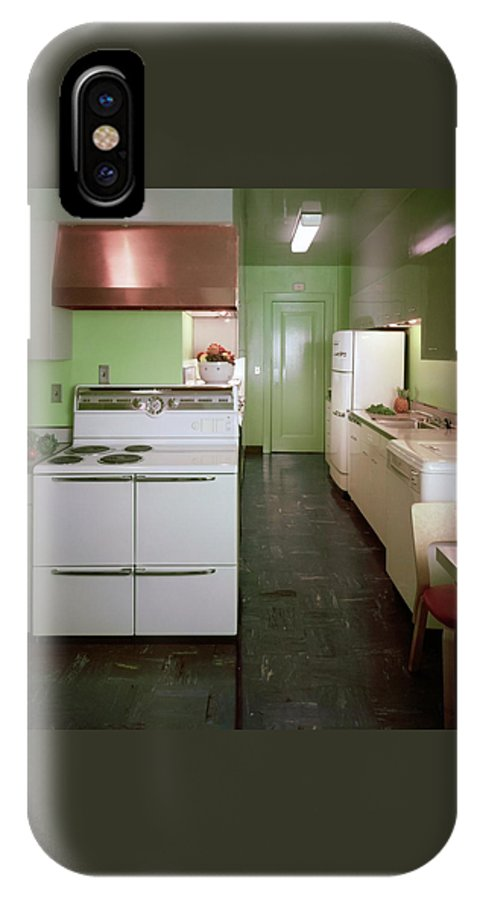 A Green Kitchen Iphone X Case For Sale By Constantin Joffe