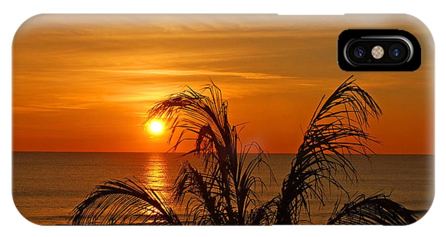 Sunrise Photographs IPhone X Case featuring the photograph A New Day by Kristen Mohr
