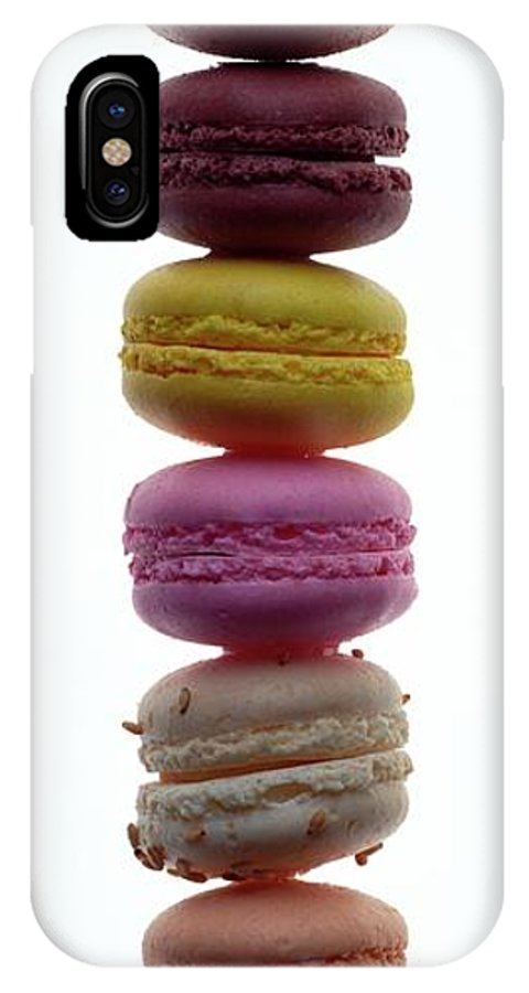Sweet MACAROON Dessert IPhone Cases